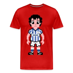 Barry Horne Pixel Art T-shirt - Men's Premium T-Shirt