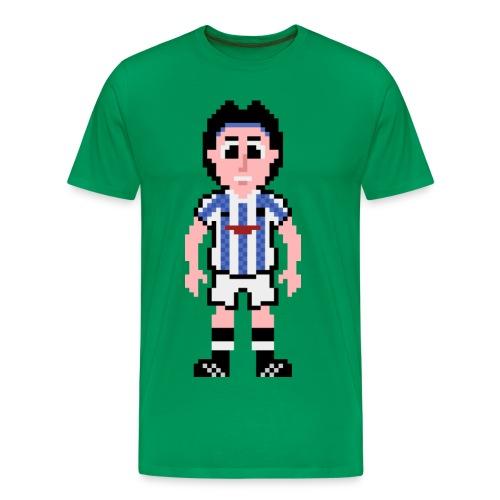 Alan Lee Pixel Art T-shirt - Men's Premium T-Shirt