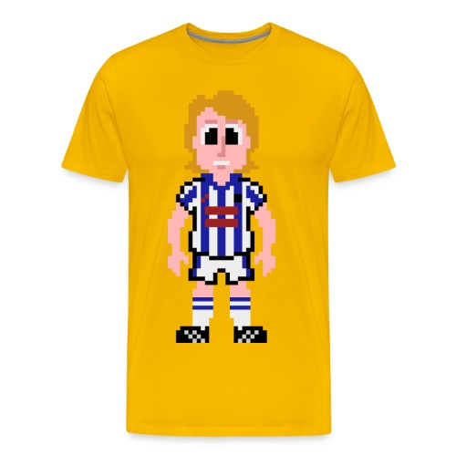 Mark Lillis Pixel Art T-shirt - Men's Premium T-Shirt