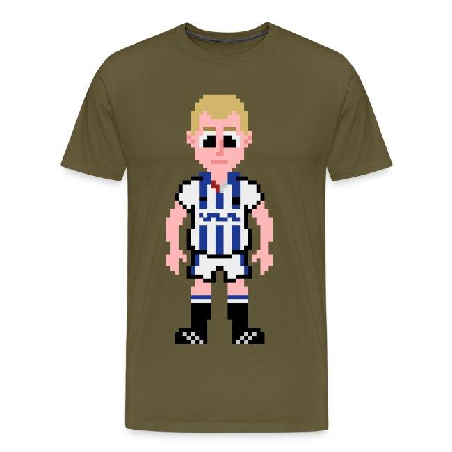 Chris Marsden Pixel Art T-shirt