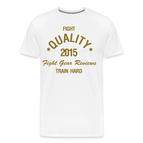 Mens FQ Gold T-Shirt - Men's Premium T-Shirt