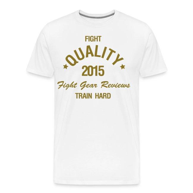 Mens FQ Gold T-Shirt
