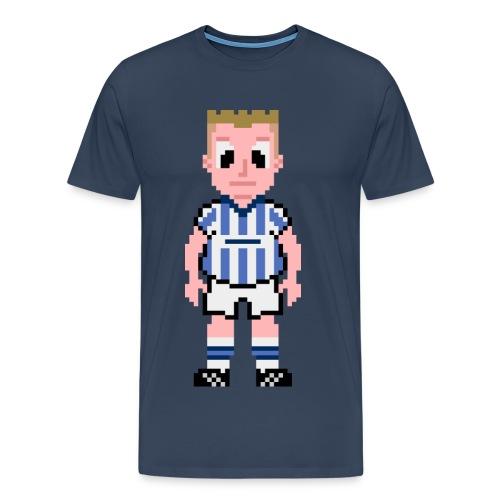 Andy Morrison Pixel Art T-shirt - Men's Premium T-Shirt