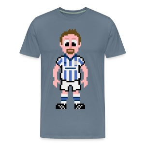 Marcus Stewart Pixel Art T-shirt - Men's Premium T-Shirt