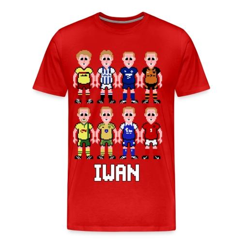 Iwan T-shirt - Men's Premium T-Shirt