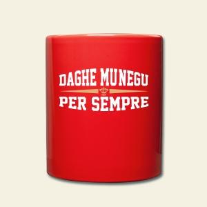 Mug Supporter AS Monaco Daghe Munegu  - Mug uni