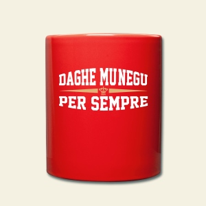 Mug Supporter AS Monaco Daghe Munegu  - Tasse en couleur