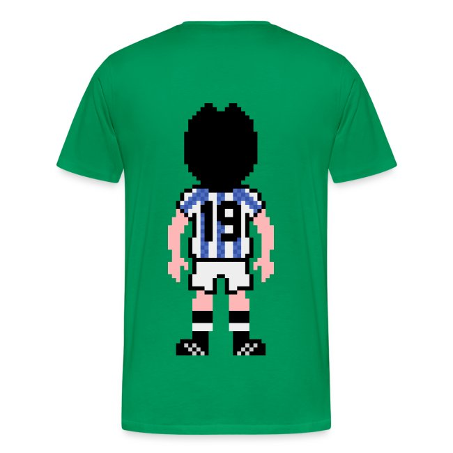 Alan Lee Double Print T-shirt