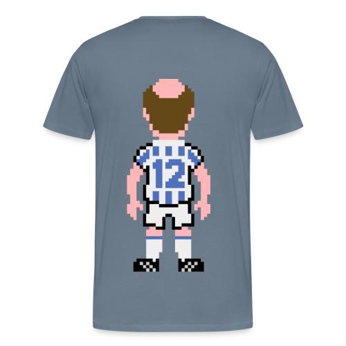 Iain Dunn Double Print T-shirt - Men's Premium T-Shirt