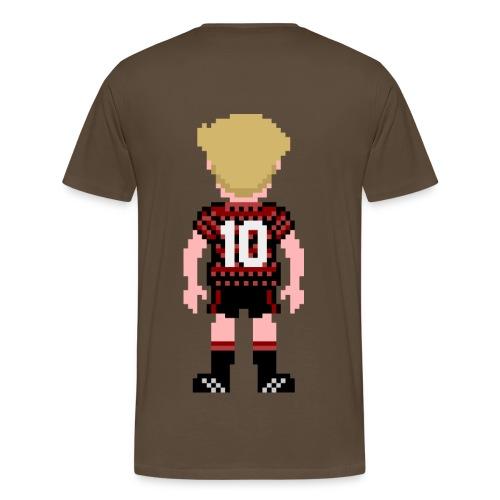 Phil Starbuck Double Print T-shirt - Men's Premium T-Shirt