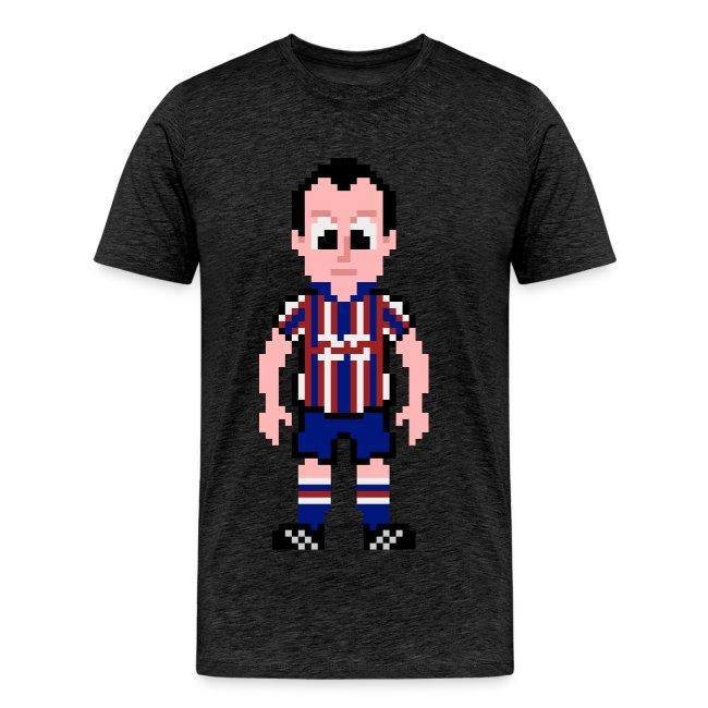 Darren Bullock Double Print T-shirt