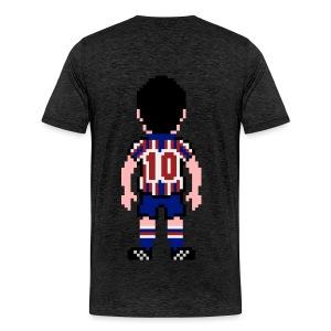 Darren Bullock Double Print T-shirt - Men's Premium T-Shirt