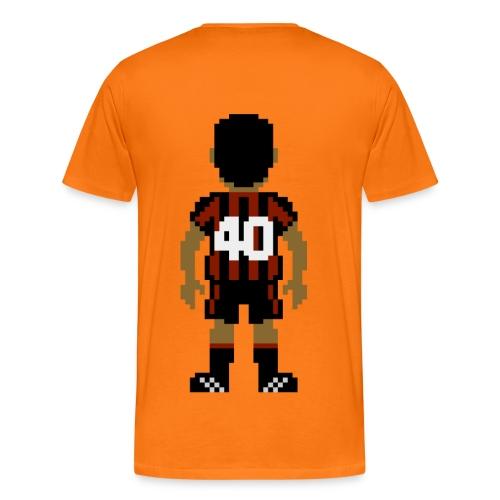 Dean Gorré Double Print T-shirt - Men's Premium T-Shirt