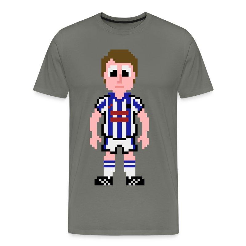 Dave Cowling Pixel Art T-shirt - Men's Premium T-Shirt