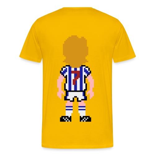 Mark Lillis Double Print T-shirt - Men's Premium T-Shirt