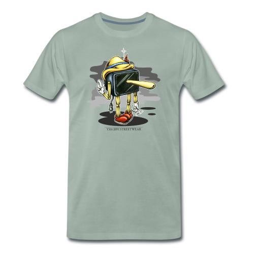 Piglotzio - Männer Premium T-Shirt