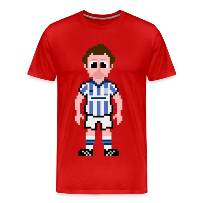 Steve Jenkins Pixel Art T-shirt