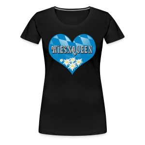 Wiesn Queen - Frauen Premium T-Shirt