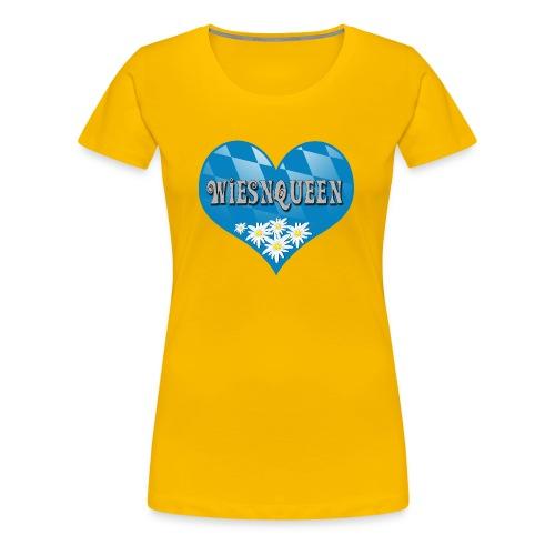 Wiesn Queen - Frauen Premium T-Shirt