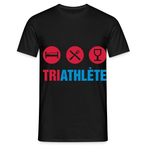TRI ATHLETE - T-shirt Homme