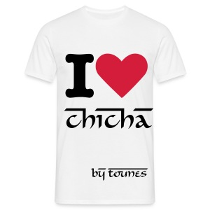 i Love Chicha - T-shirt Homme