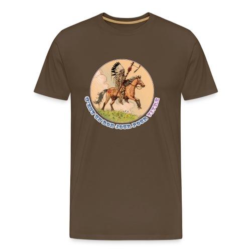 C'est un beau jour pour vivre 1 - T-shirt Premium Homme