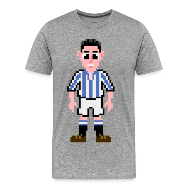 Alex Jackson Pixel Art T-shirt