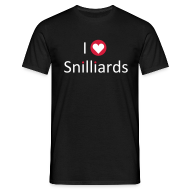 T-Shirts ~ Men's T-Shirt ~ Snilliards-shirt