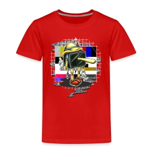 Piglotzio extended - Kinder Premium T-Shirt