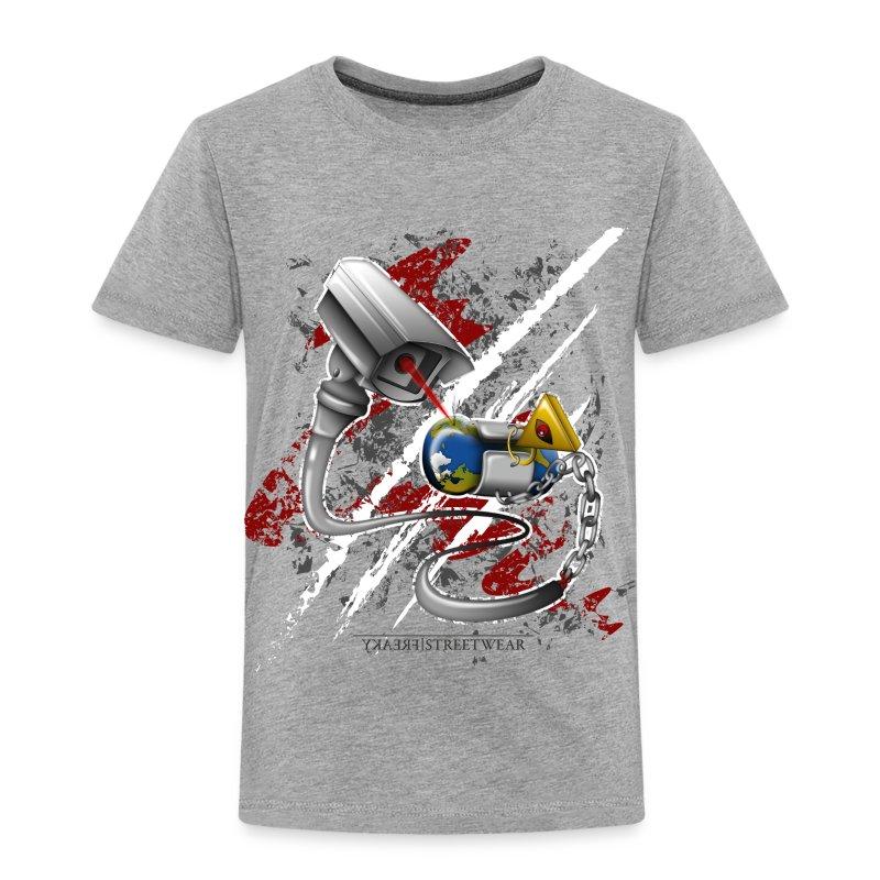 Wo ist meine freie welt? - Kinder Premium T-Shirt