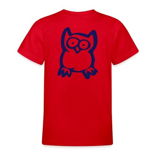 baby on red - Maglietta per ragazzi