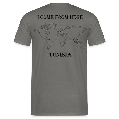 Tunisia - T-shirt Homme