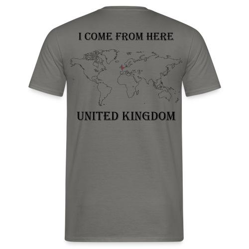 UK - T-shirt Homme