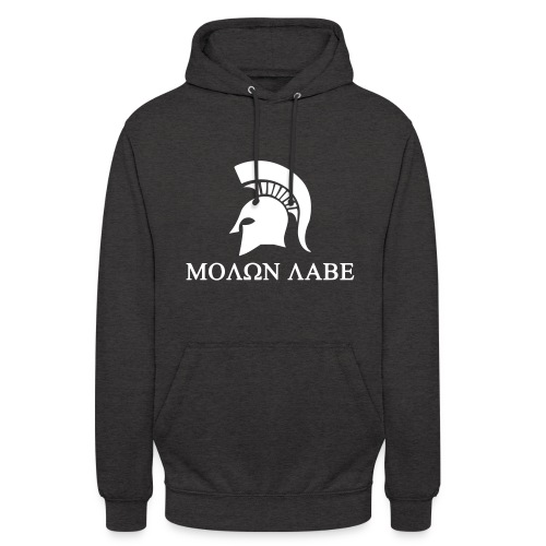 Molon Labe - Unisex Hoodie
