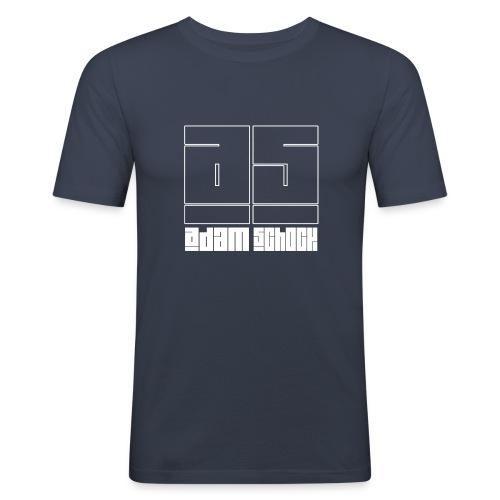 ADS SLIM FIT - Männer Slim Fit T-Shirt