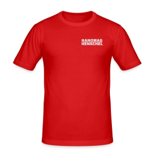 Men's t-shirt slim-fit - slim fit T-shirt