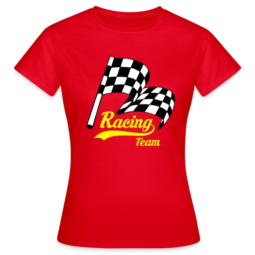 Racing Team - Women's T-Shirt