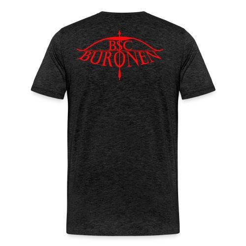 Männer Premium T-Shirt BSC Buronen - Männer Premium T-Shirt