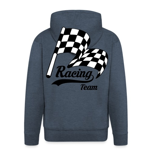 Racing Team - Men's Premium Hooded Jacket