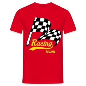 Racing Team - Men's T-Shirt
