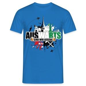 AUSWÄRTS-Shirt - Männer T-Shirt