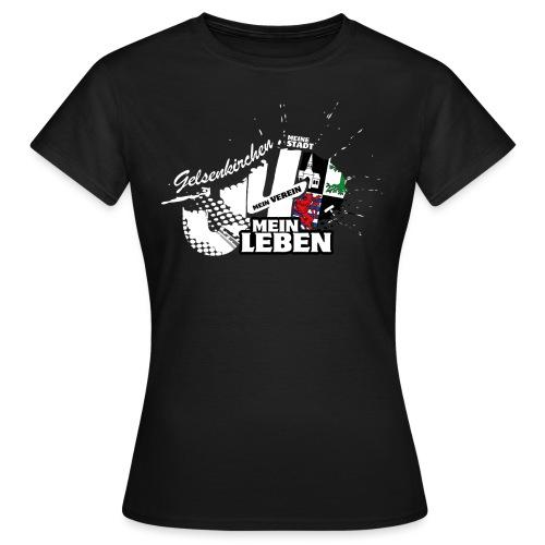Gelsenkirchen Shirt - Damen - Frauen T-Shirt