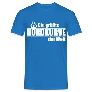 Nordkurve Schriftzug - Männer - Männer T-Shirt