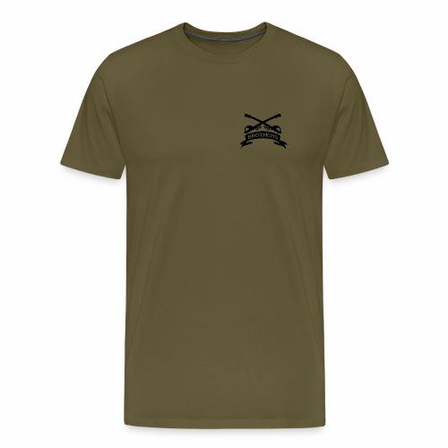 Spur - Miesten premium t-paita