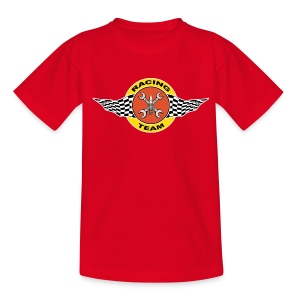 Racing Team - Teenage T-shirt