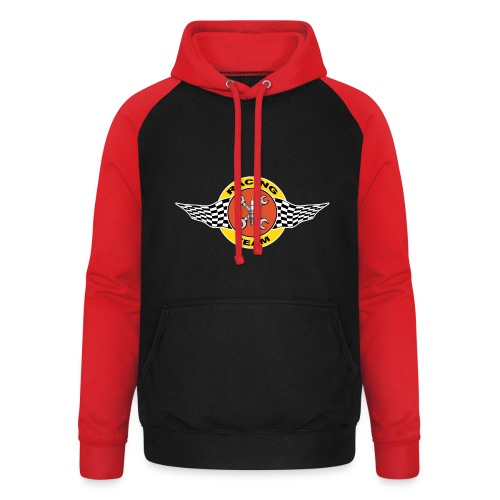 Racing Team - Unisex Baseball Hoodie