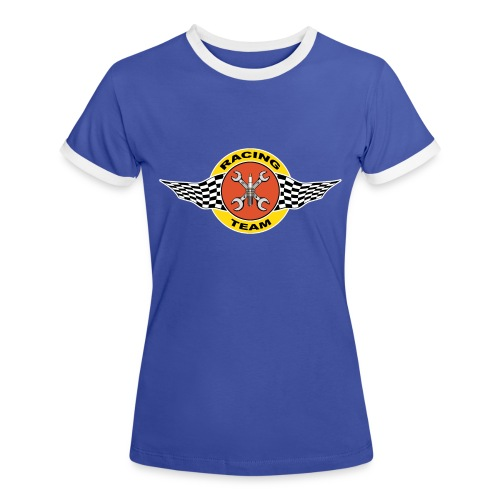 Racing Team - Women's Ringer T-Shirt