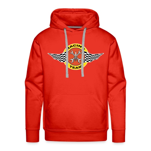 Racing Team - Men's Premium Hoodie