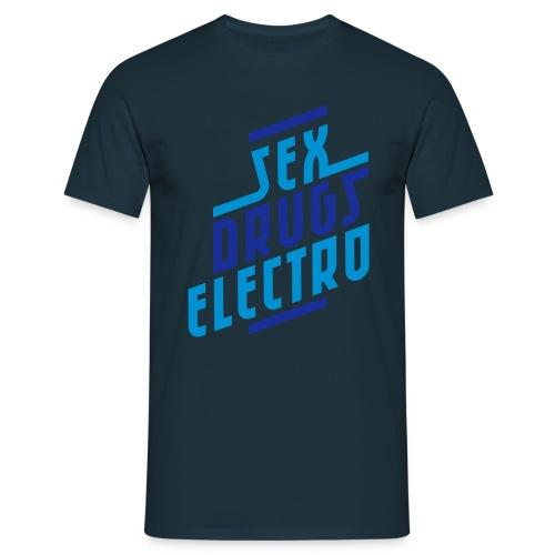 Sex Drugs Electro - Koszulka męska