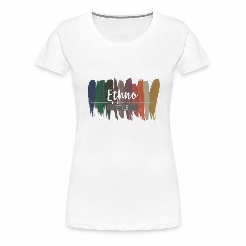 Ethno Style - Frauen Premium T-Shirt
